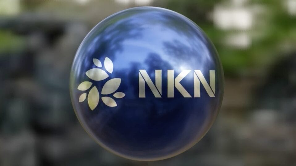 NKN Sphere by NKN Bull