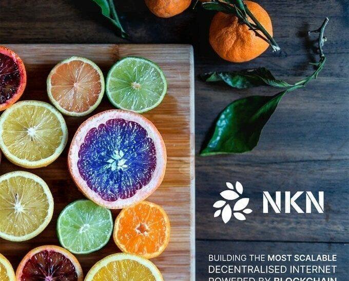 NKN juicy fruit by Tom