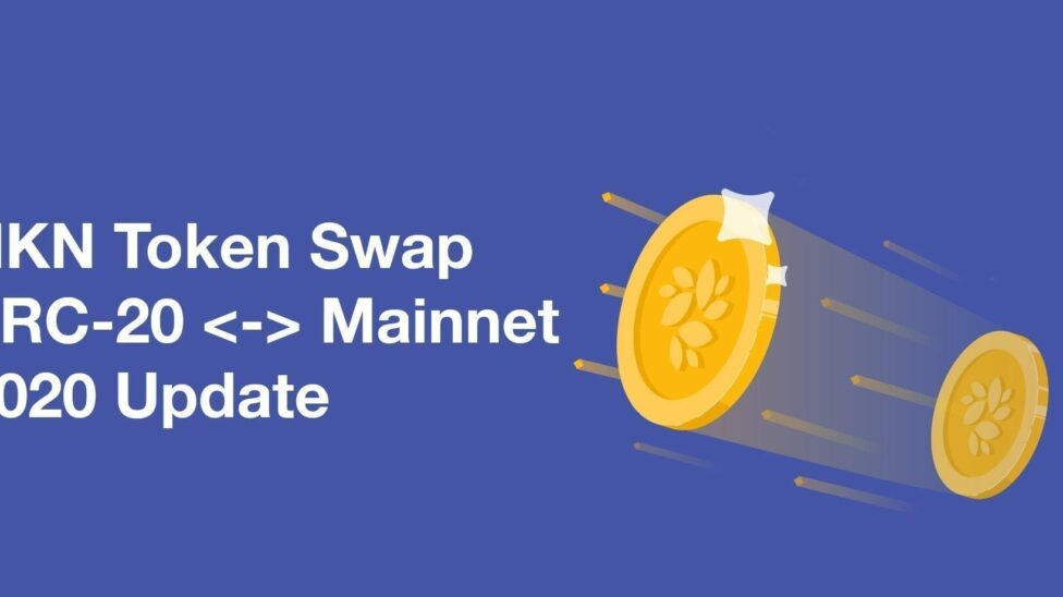 mainnet token swap 2020