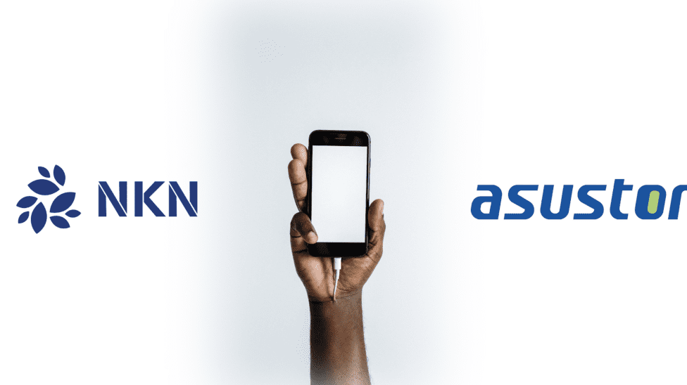 NKN ASUSTOR commercial contract of nConnect for NAS secure remote access