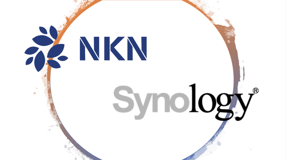 NKN Synology contract