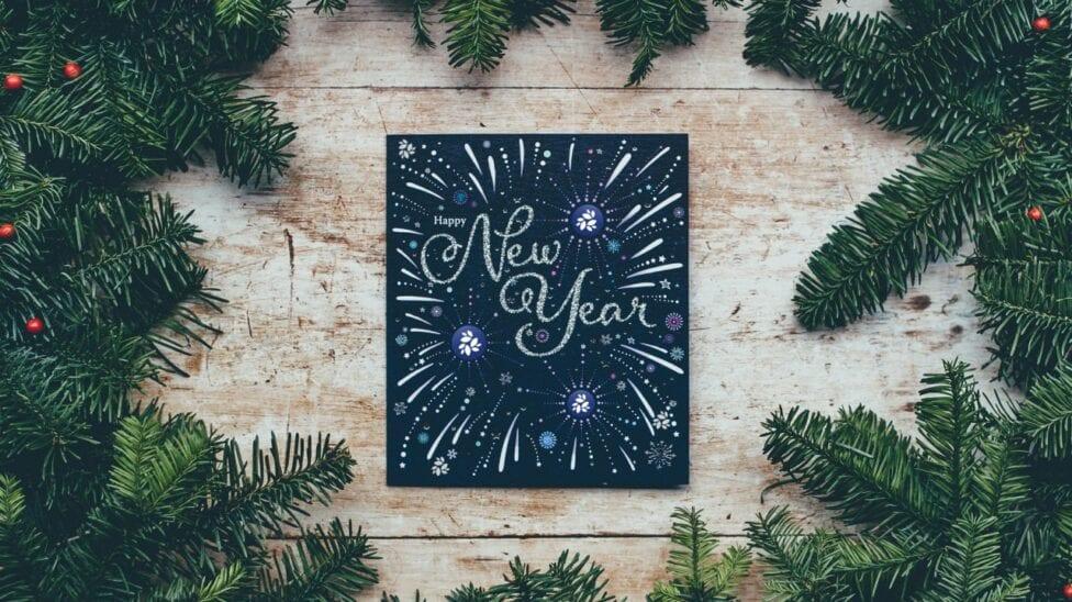 NKN Happy new year by Tom