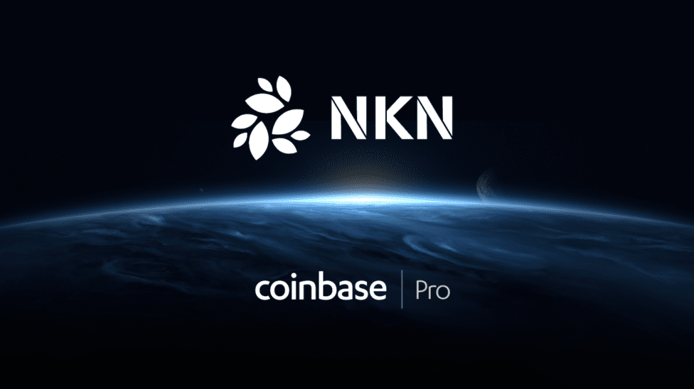 Coinbase lists NKN