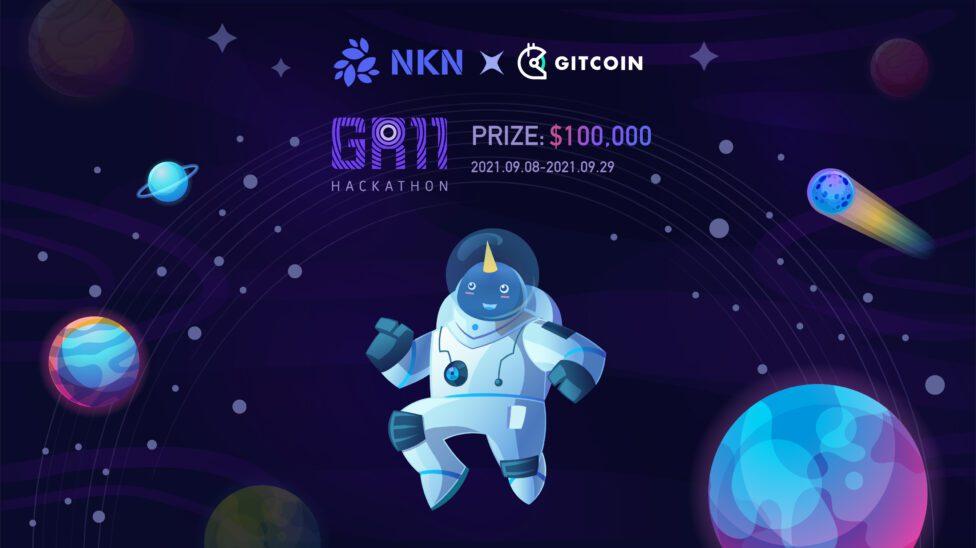 NKN gitcoin GR11 hackathon