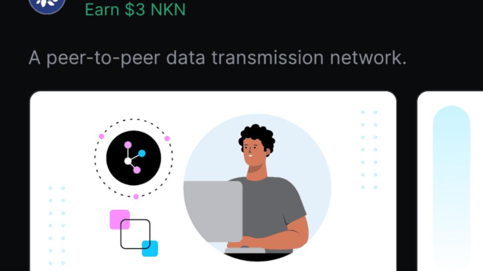 coinbase earn NKN on coinbase mobile app